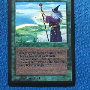 fastbond Beta proxy mtg proxies proxy magic the gathering proxies cards FNM GP playable quality